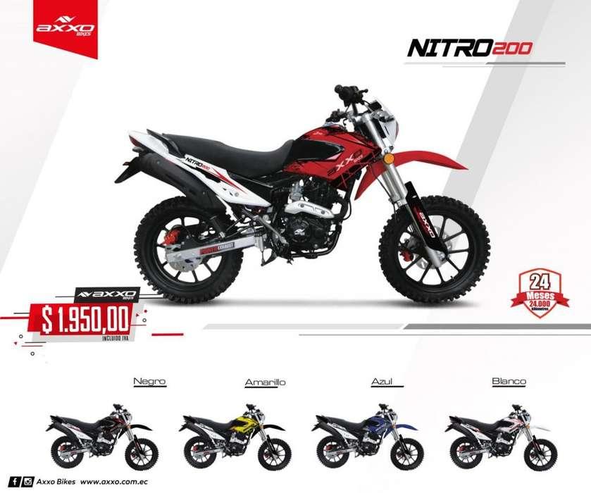 Moto Nitro 200