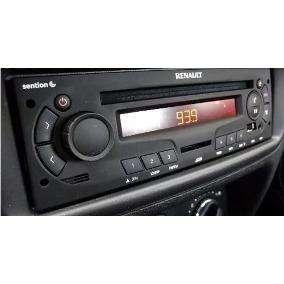 Radio Clio Sandero Usb Blt Cd Mp3