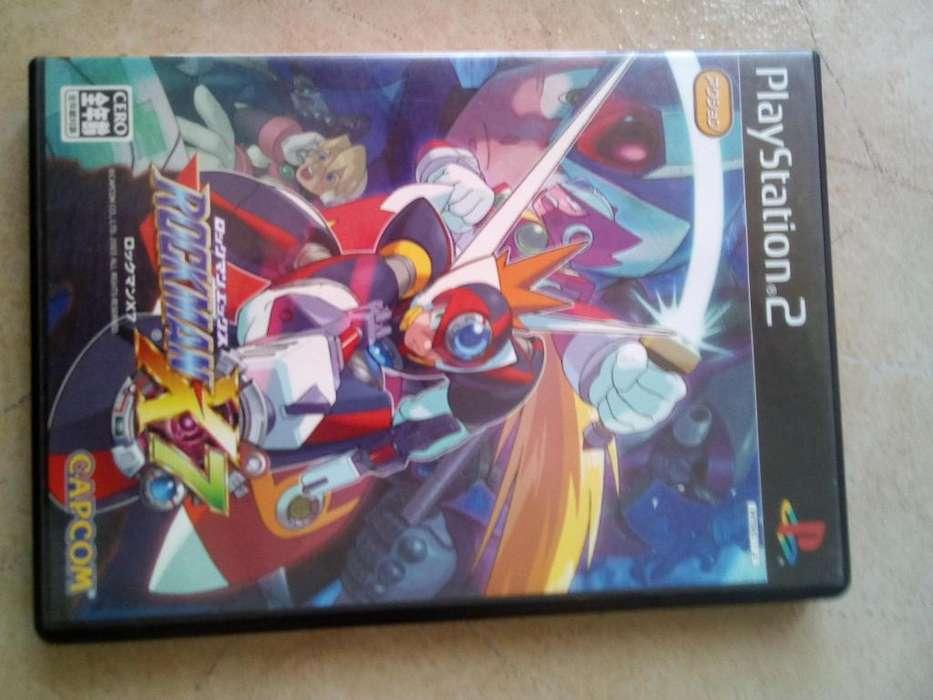 PLAY 2 MEGAMAN 7 PS2