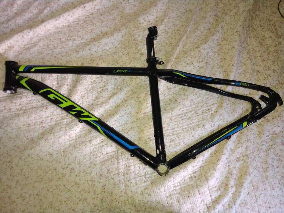 Marco Bicicleta Gw Ocelot