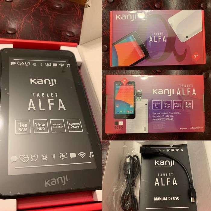 Nueva Tablet Kanji 16Gb 7 Pulgadas!