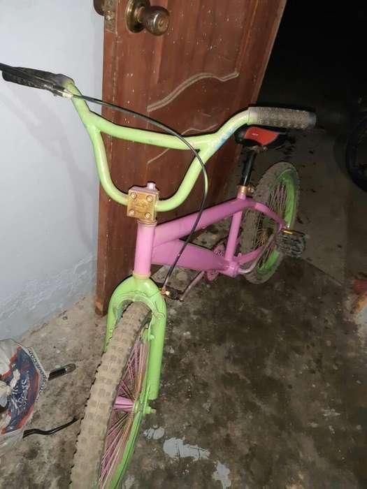 Vendo Ocambio Bicicleta Bmx