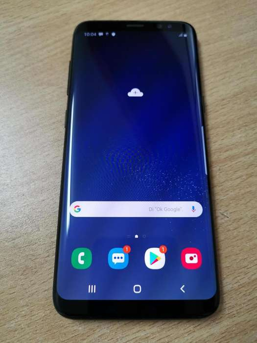 VENDO Samsung S8 64GB LIBRE IMPECABLE