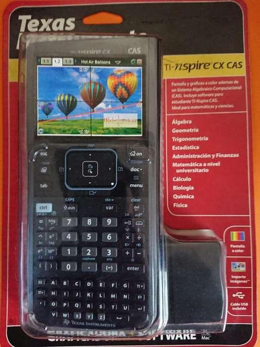 <strong>calculadora</strong> Texas Ti-nspire Cx Cas