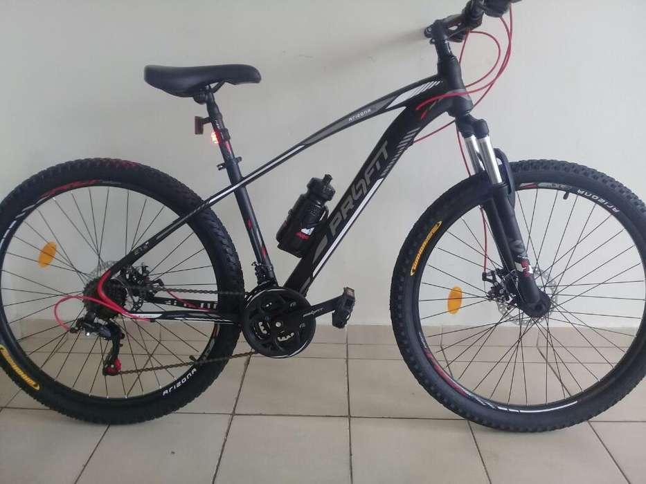Bicicleta Profit Arizona Rin 27.5 Nueva