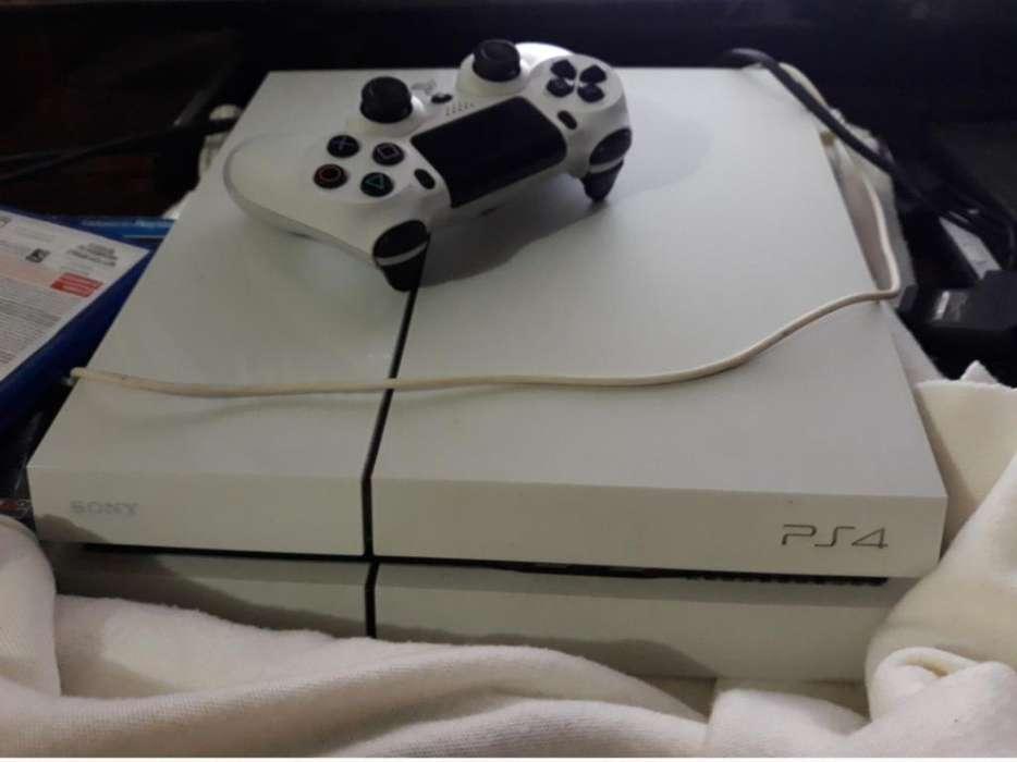 Play 4 Blanco