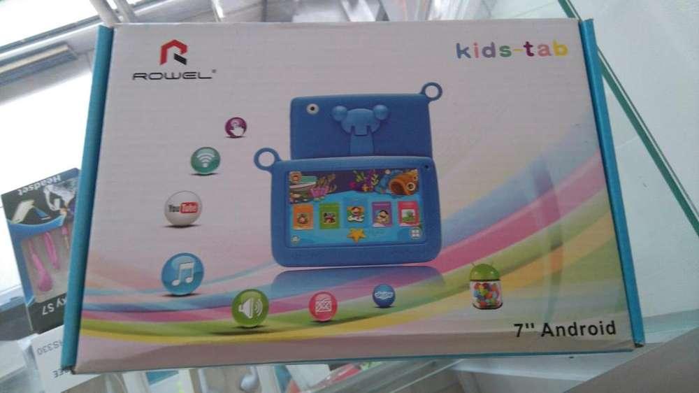 Tablets para Niños y Niñas.