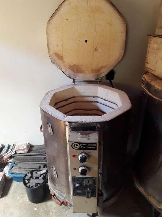 Horno Refractario para Ceramica