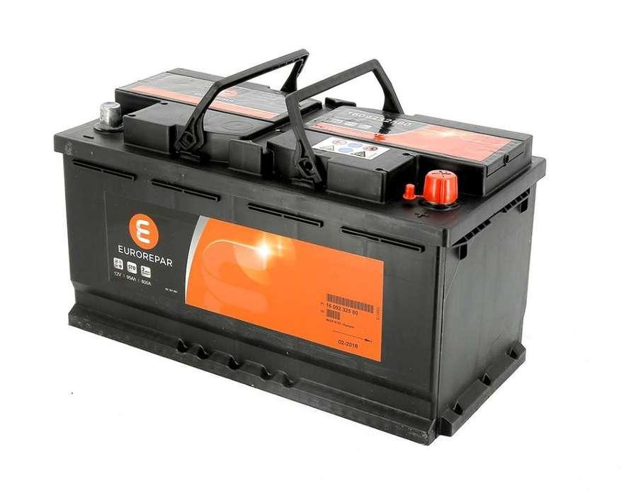 Baterias 18 Meses de Garantías