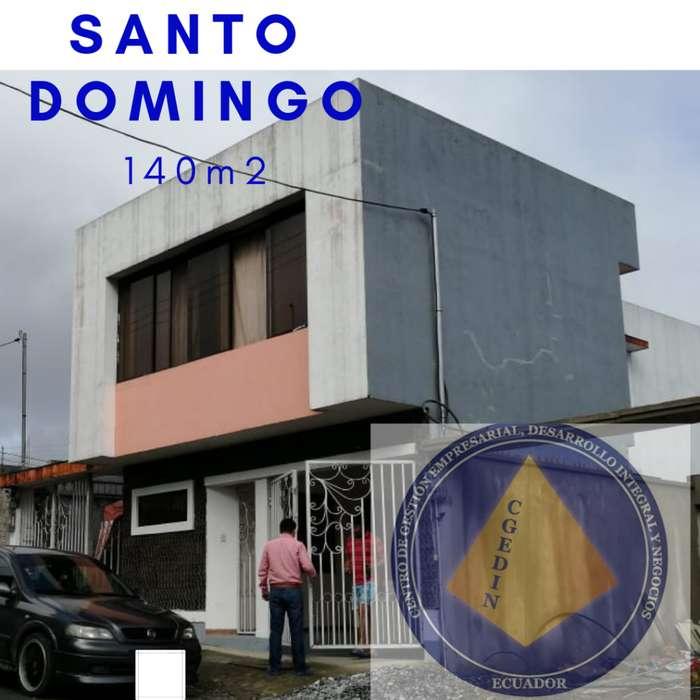 Casa de venta Santo Domingo de los Tsachilas