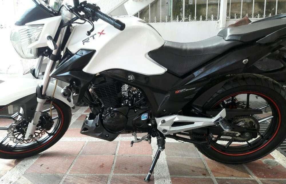 Vendo Moto Akt Rtx Modelo 2015
