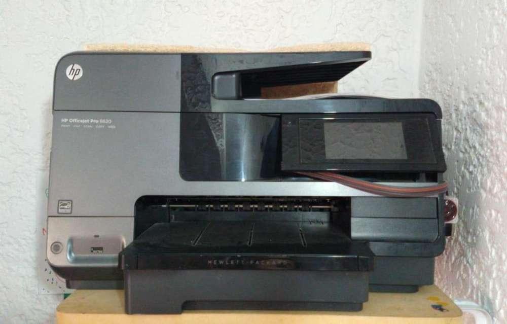 Impresora Multifuncional Hp 8620