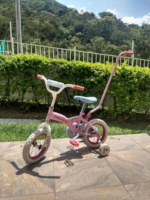 Bicicleta Huffy para Niña