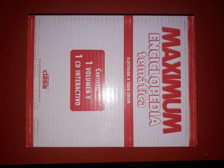Vendo Enciclopedia Tematica