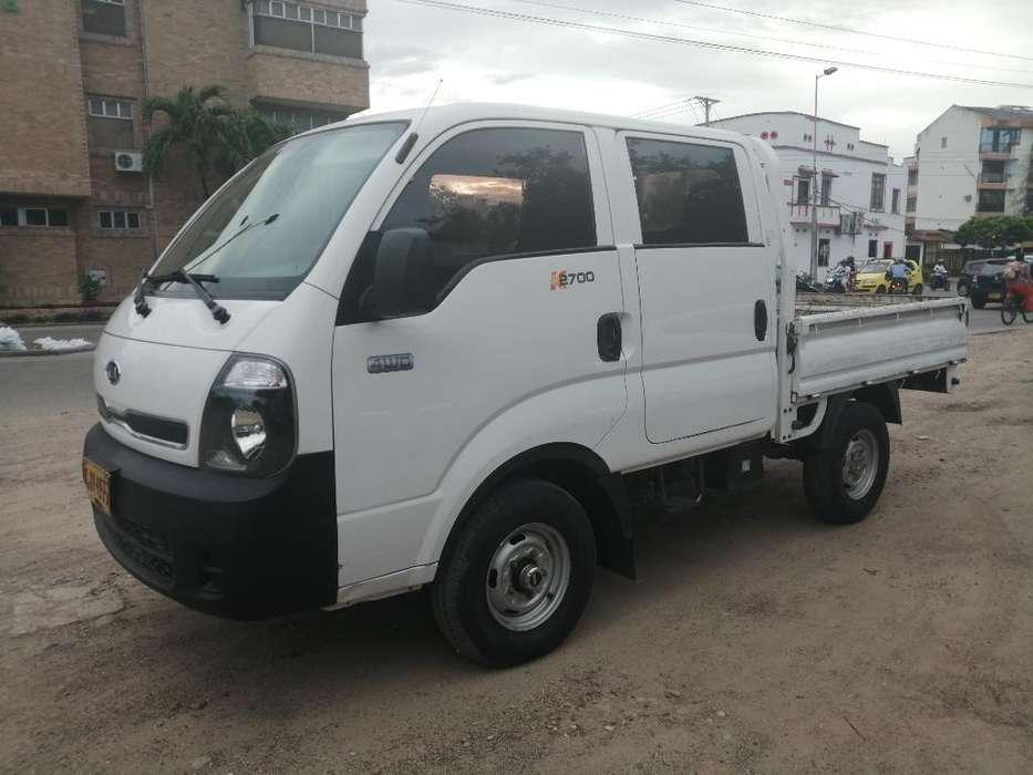 Kia K2700 2013 - 124800 km