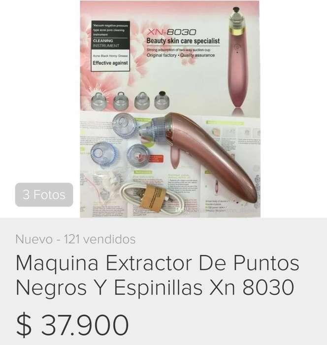 Vendo Extractor de Espinillas