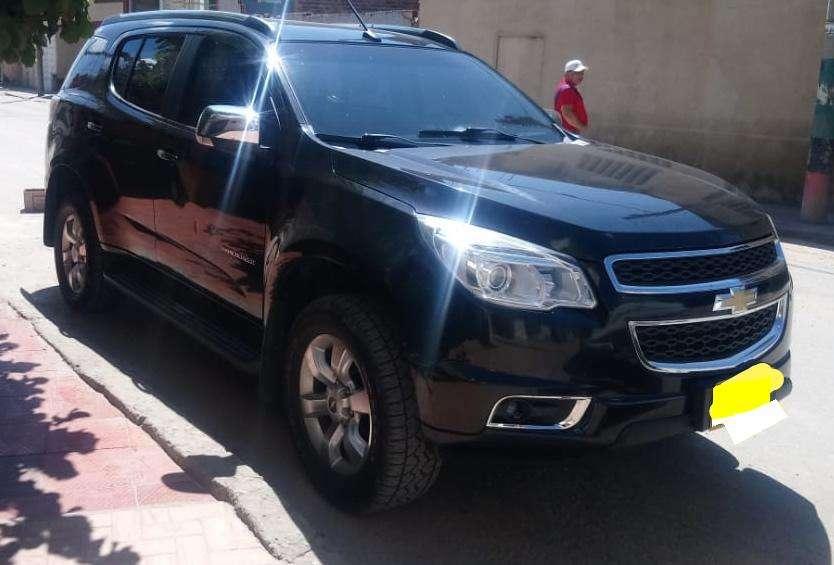 Chevrolet Trailblazer 2016 - 46000 km