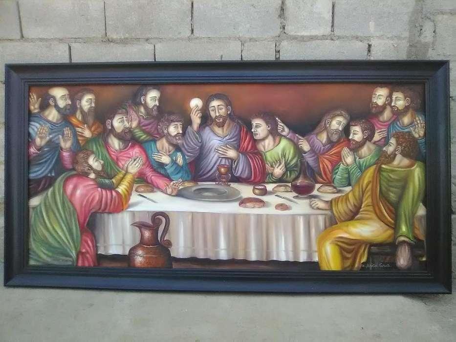 Obra de Arte Óleo sobre Lienzo