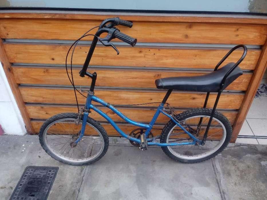 Bicicleta Antigua Monark Mister