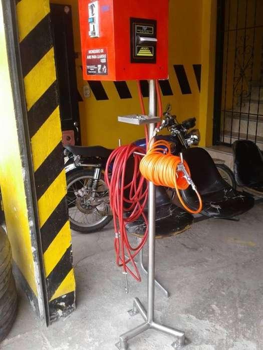 Monederos Para El Aire De Llantas Con Cualquier Compresor 3104094976