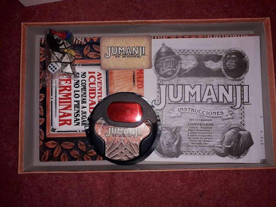 Juego de Jumanji Completo