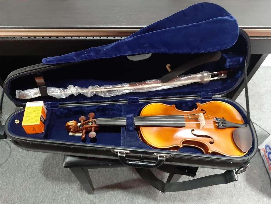 Violín Gcv Modelo Cannzona 017a 2012