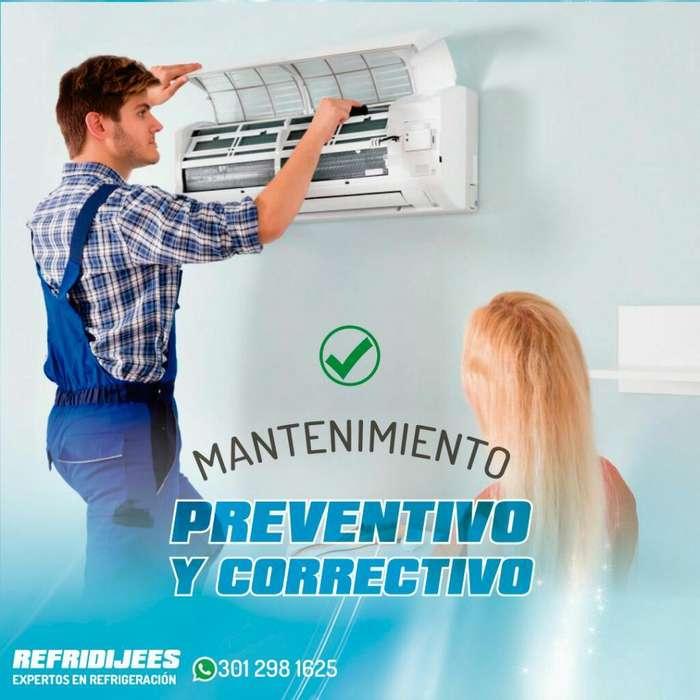 Instalación de Aires