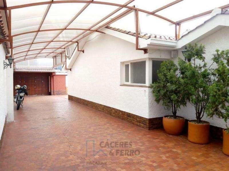 Casa En Venta En Bogota Santa Paula-Usaquén Cod. VBCYF20564