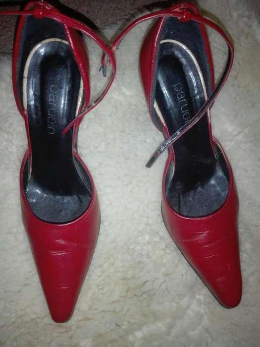 Vendo Urg. Zapatos Paruolo Originales