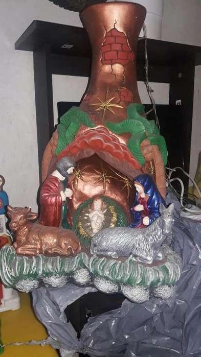 Pecebre en Ceramica Grande