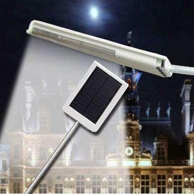 Lámpara Solar Led para Exteriores / Luz de Emergencia