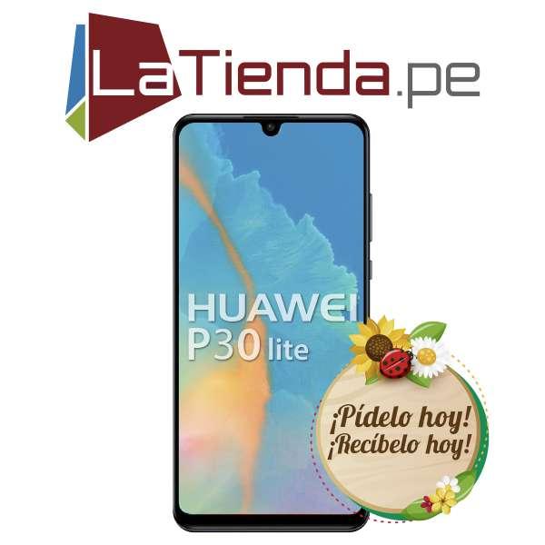Huawei P30 Lite 128 GB de almacenamiento interno