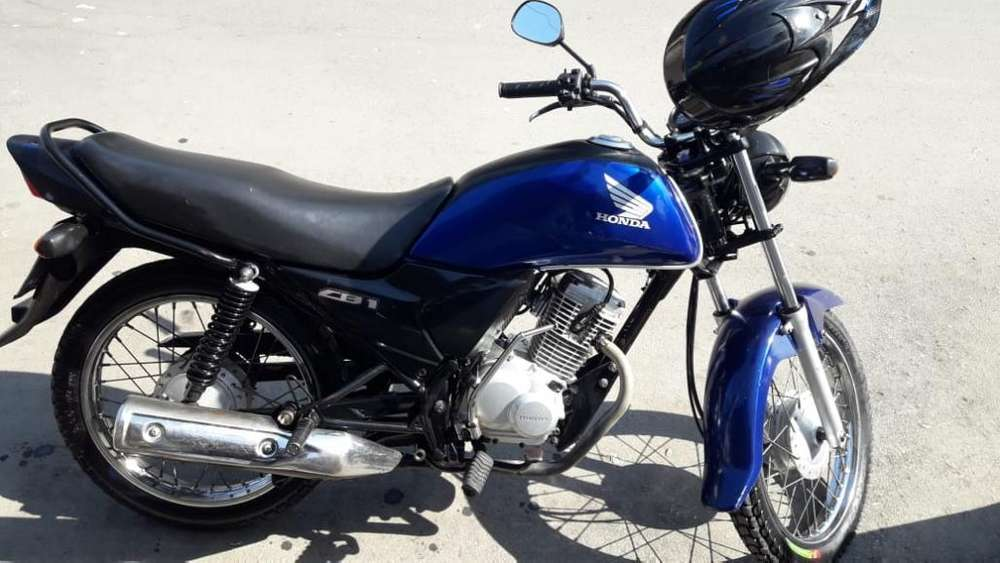 Moto Honda Cb1