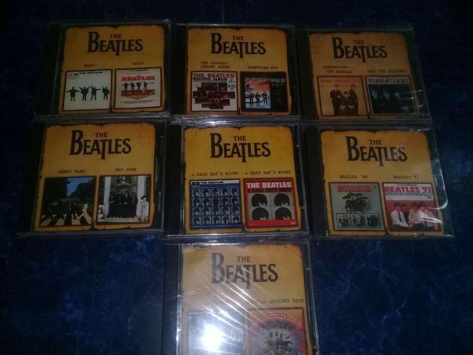 Coleccion The Beatles Mp3