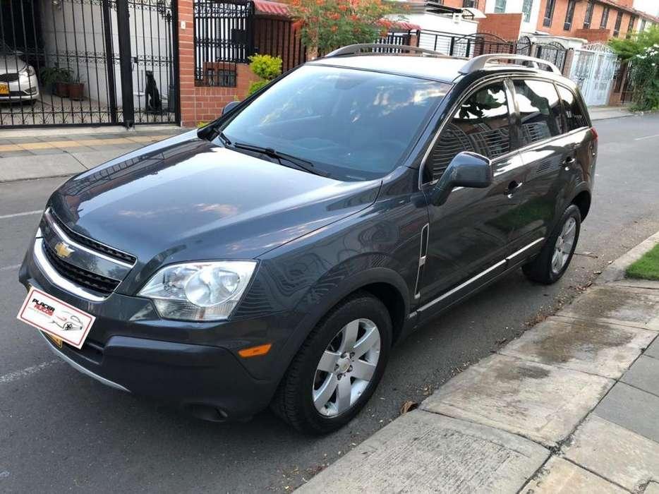 Chevrolet Captiva 2012 - 147000 km