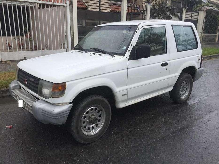 Mitsubishi Montero 1992 - 200 km