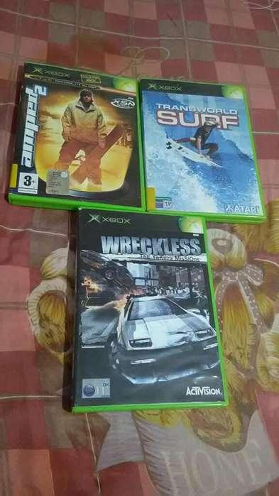 Juegos Europeos para Xbox Clásico