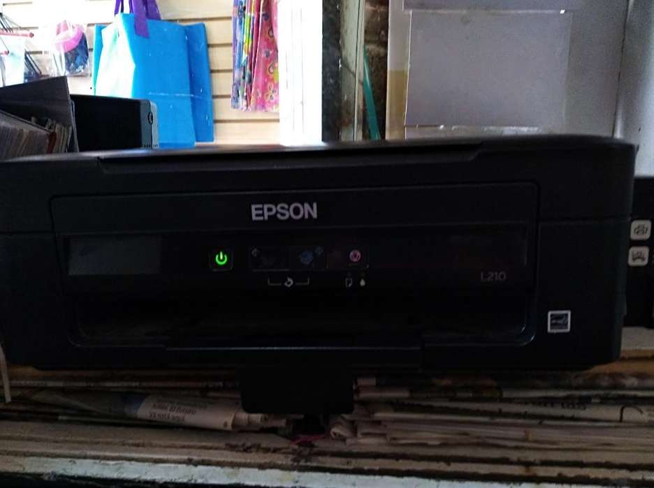 Impresora Epson Recargable
