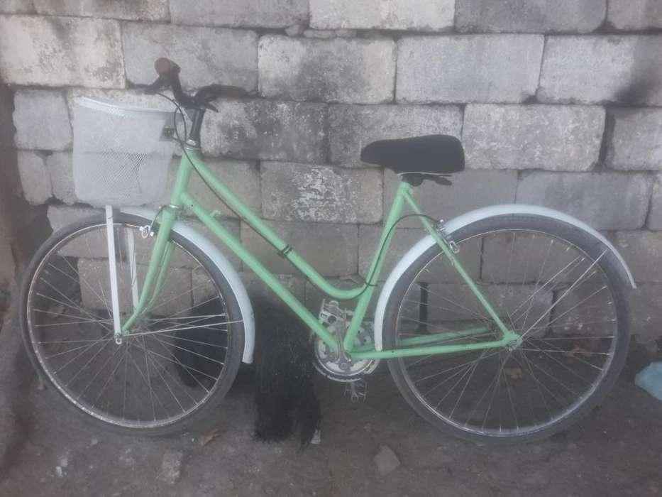 Vendo Bicicleta Muy Buen Estado
