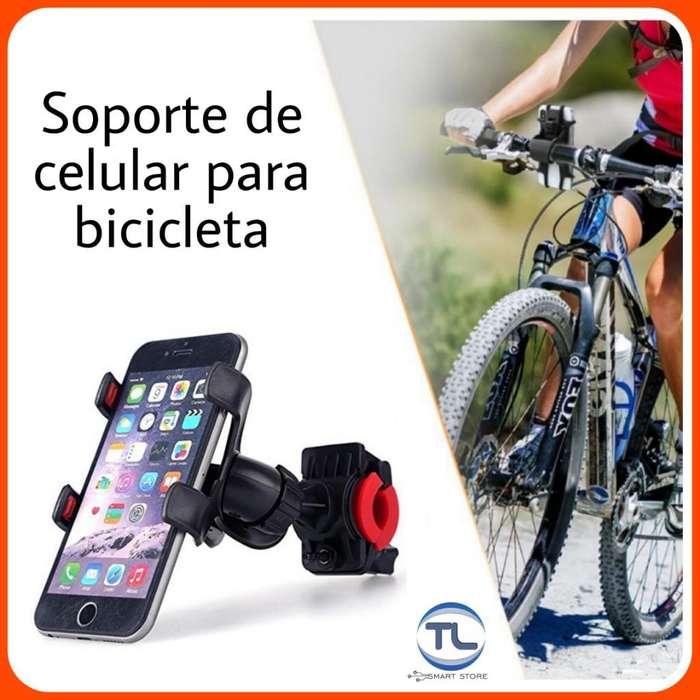 Soporte de Celular para Bicicleta O Moto
