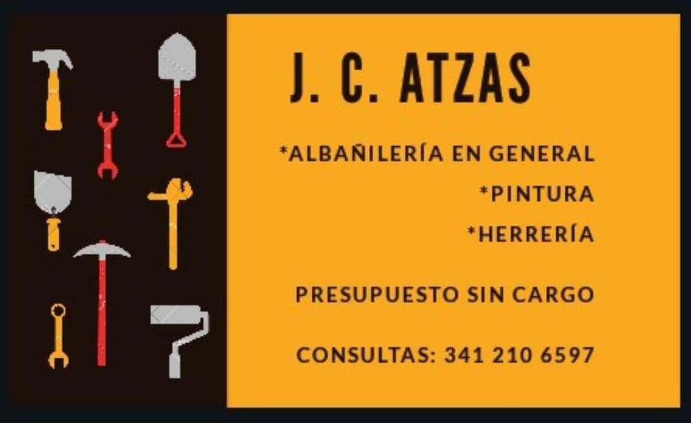 Albañil Y Herrero Se Ofrece