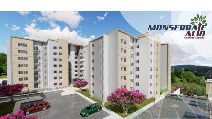 <strong>apartamento</strong> Monserrate Alto - VENTA