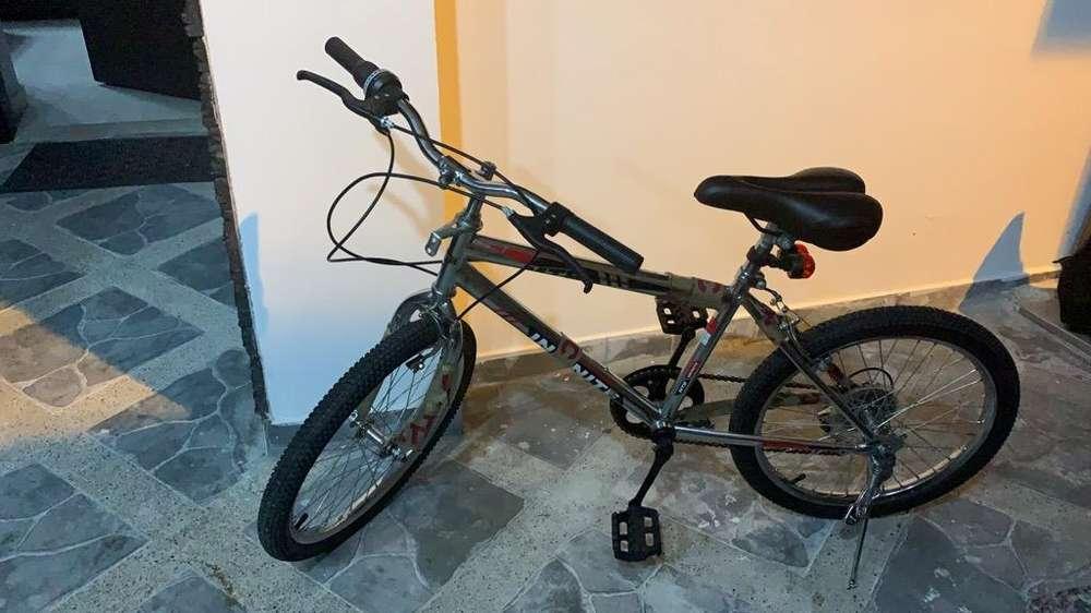 Bicicleta Mediana Nueva