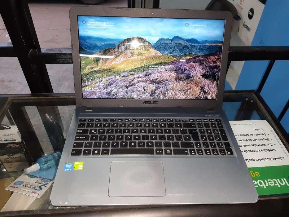 Laptop Asus X540l