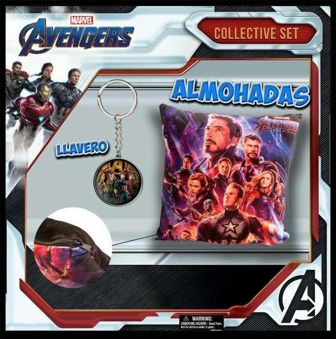 Almohada Personalizada Avengers Endgame