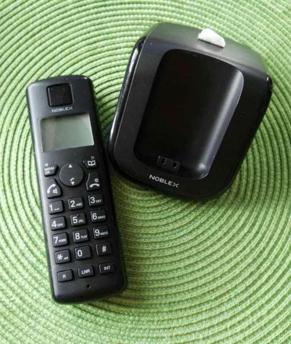 Teléfono Inalámbrico Noblex Ndt2000 Dect 6.0 Altavoz Id Call