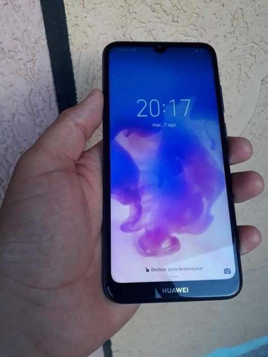 Huawei Y6 2019 en Excelente Estado