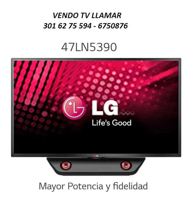 TELEVISOR <strong>lg</strong> LED 47