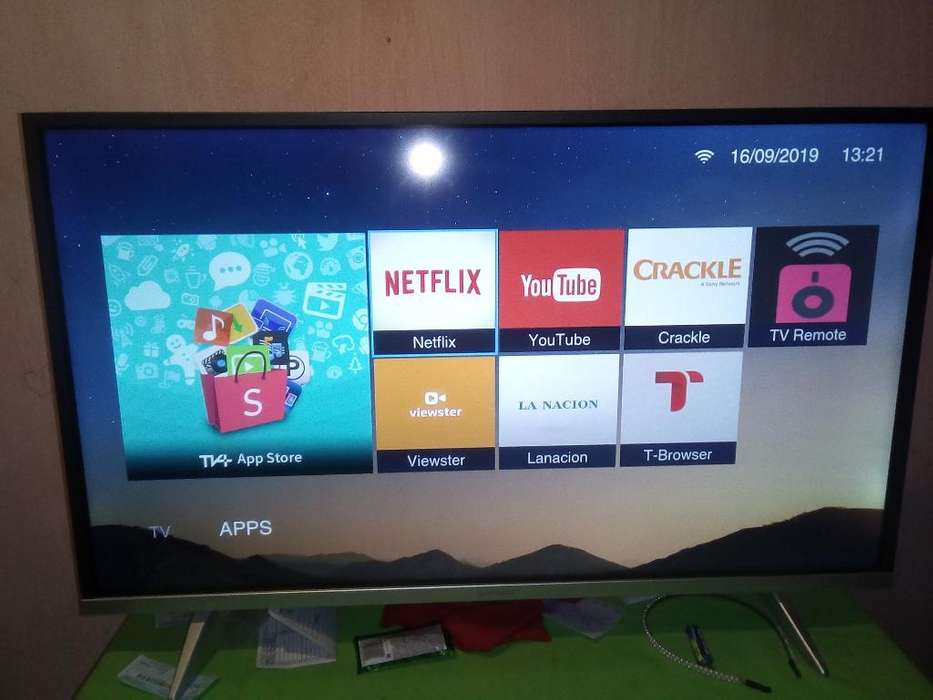 Vendo Smart Tv 32 Hitachi