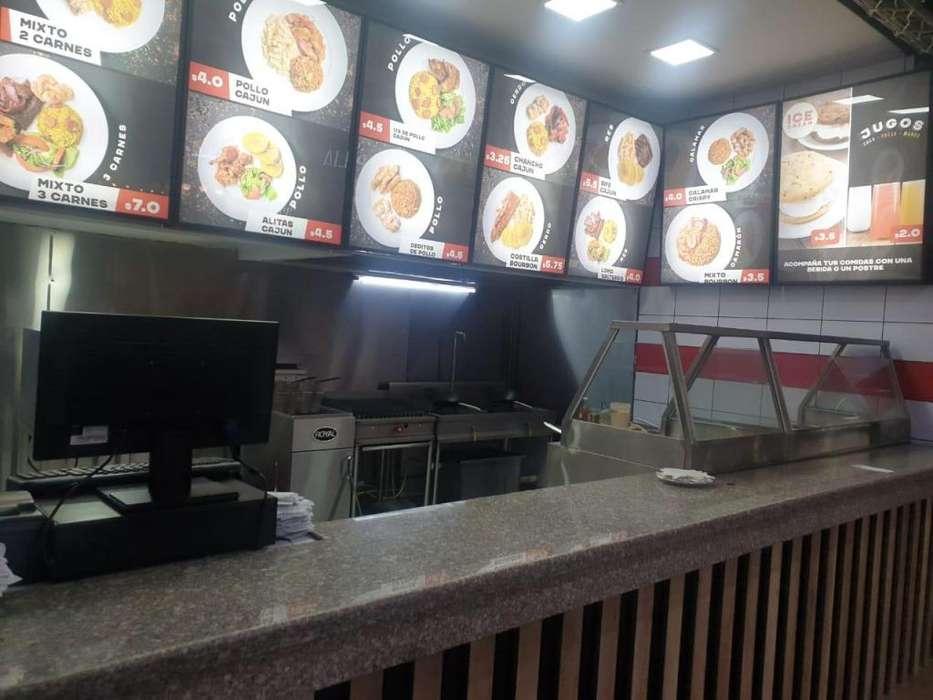 Restaurante en Venta sector estadio